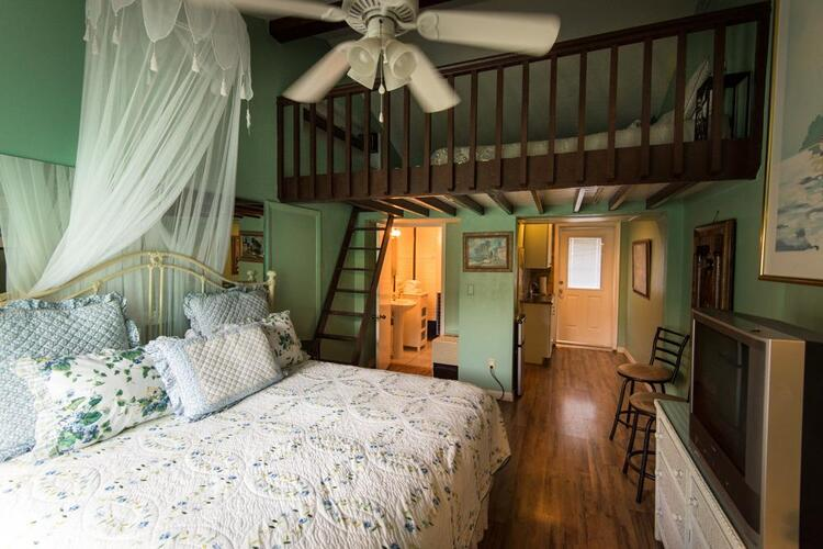 Room from the Captiva Island Inn on Captiva Island