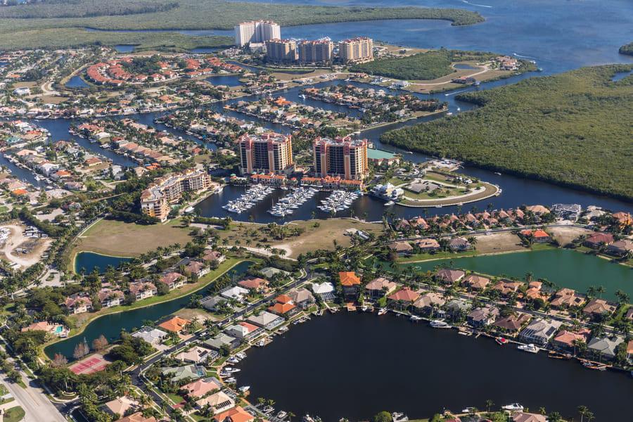 Destination Cape Coral Florida Boat Rental Cape Coral