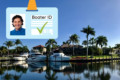 Boater ID as drivers license for boats in Florida