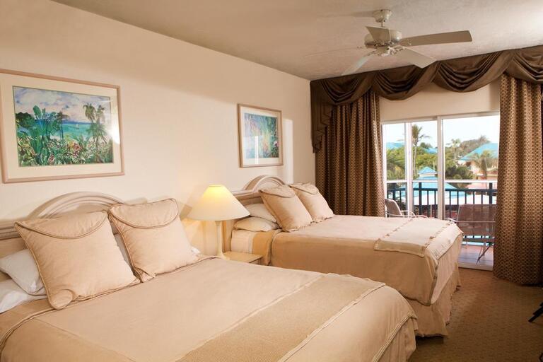 Room from Tween Waters Inn Island on Captiva Island